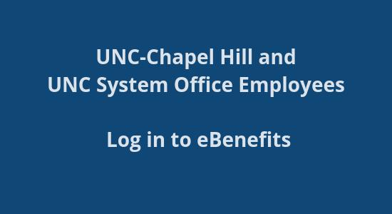 UNC-CH Benefits site login
