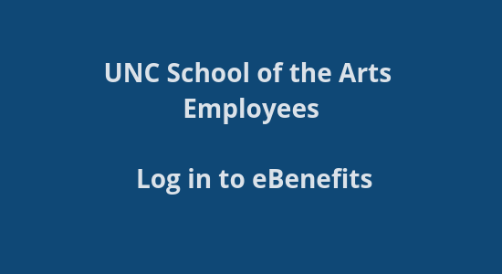 UNCSA Benefits site login