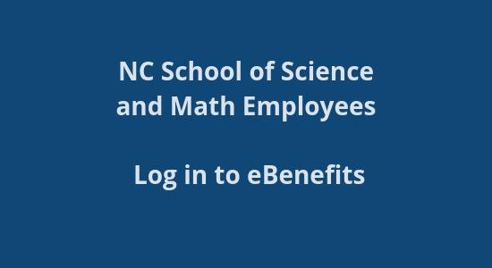 NCSSM Benefits site login